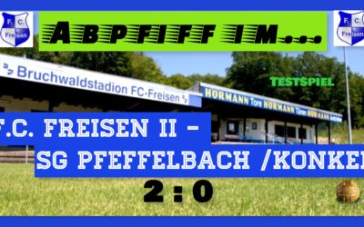 """""""Endlich wieder Fußball… """""""