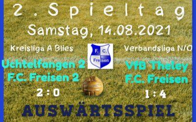 VfB Theley – F.C. Freisen 1 : 4