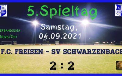 F.C. Freisen – SV Merchweiler   2:2